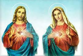 Catholic Jesus & Mary